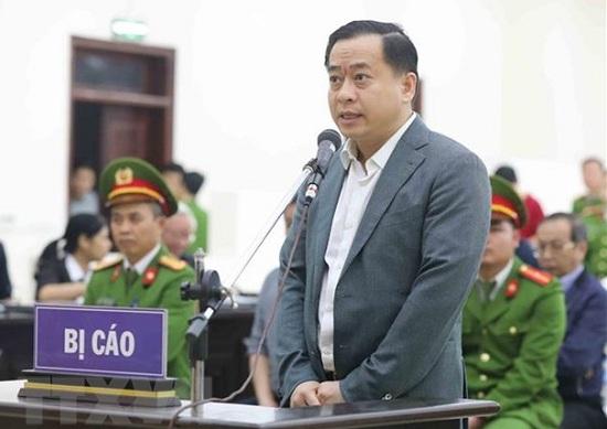 Nói lời sau cùng, bị cáo Phan Văn Anh Vũ xin tha cho cựu lãnh đạo Đà Nẵng - Ảnh 1
