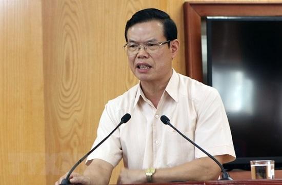 Ông Triệu Tài Vinh bị khiển trách vì vi phạm nghiêm trọng tại kì thi THPT quốc gia năm 2018  - Ảnh 1