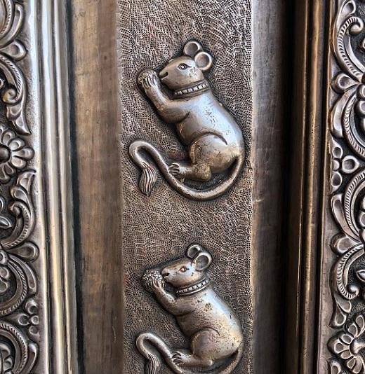 Khám phá nơi chuột có uy quyền bậc nhất - Ảnh 1