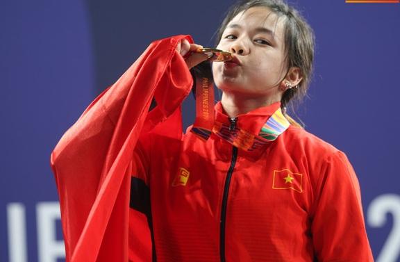"""Nhan sắc những """"bóng hồng"""" xinh đẹp không kém hotgirl của làng thể thao Việt Nam - Ảnh 1"""