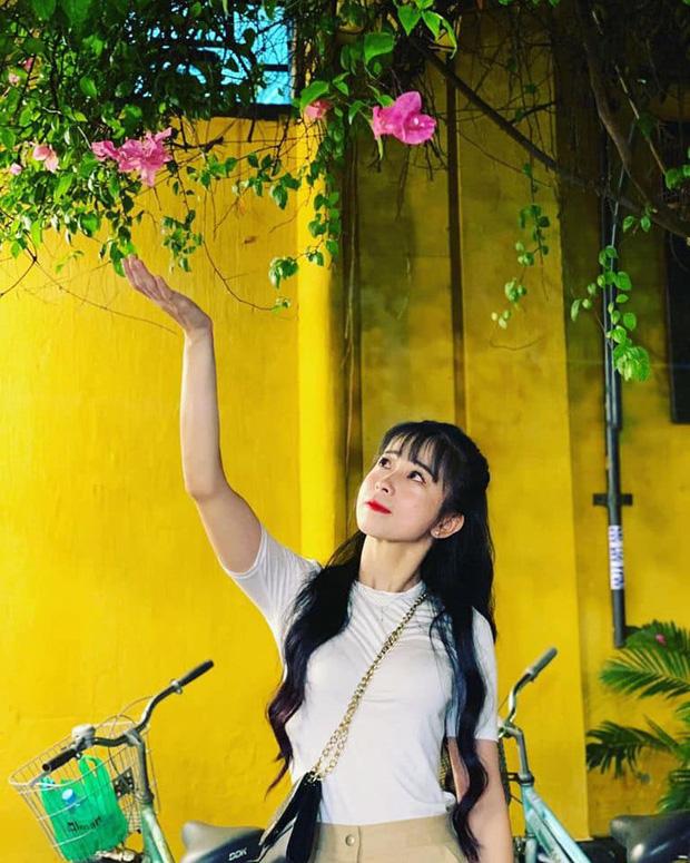 """Nhan sắc những """"bóng hồng"""" xinh đẹp không kém hotgirl của làng thể thao Việt Nam - Ảnh 4"""
