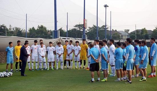 Đội hình U23 Việt Nam - U23 Triều Tiên: Vấn đề hàng công và những tính toán của thầy Park - Ảnh 1