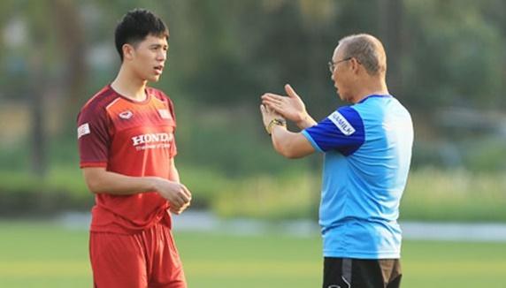 Đình Trọng vắng mặt trong danh sách sơ bộ cầu thủ tham dự VCK U23 châu Á của tuyển Việt Nam - Ảnh 1