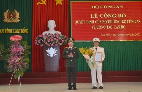 Tân Giám đốc Công an tỉnh Lâm Đồng vừa được bổ nhiệm là ai? - Ảnh 1