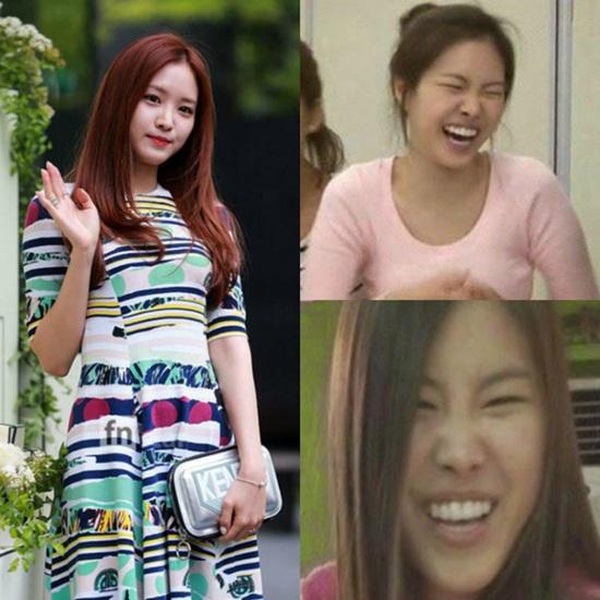 """Loạt khoảnh khắc """"cười tắt nắng"""" khiến dàn mỹ nhân Hoa- Hàn chỉ muốn """"chôn vùi"""" ngay lập tức - Ảnh 7"""