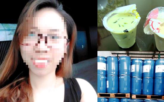 Nghi án đầu độc bằng trà sữa ở Thái Bình: Khởi tố người em gái họ - Ảnh 1