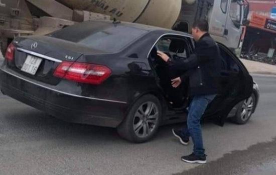 Lạng Sơn: Cán bộ công an nghi say xỉn, lái xe sang gây tai nạn chết người - Ảnh 1