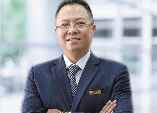 Chân dung tân Tổng Giám đốc ABBank Lê Hải - Ảnh 1