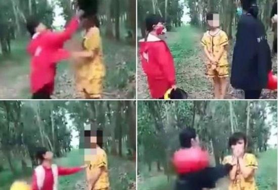 Nữ sinh cầm mũ bảo hiểm đánh bạn ở Tây Ninh bị xử lý thể nào? - Ảnh 1