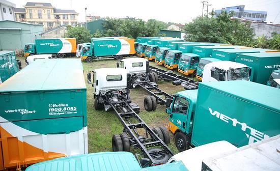 Viettel chào bán gần 5 triệu cổ phiếu Viettel Post thấp hơn thị giá - Ảnh 1
