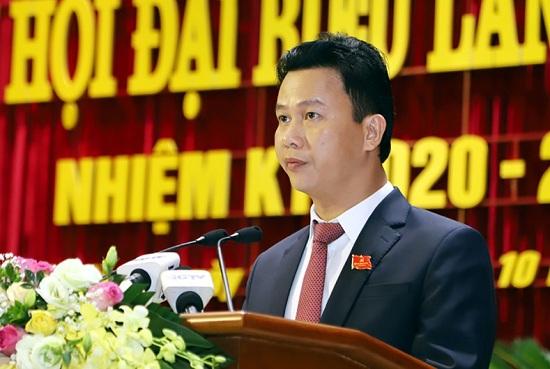 Ông Đặng Quốc Khánh tái đắc cử Bí thư Tỉnh ủy Hà Giang - Ảnh 1