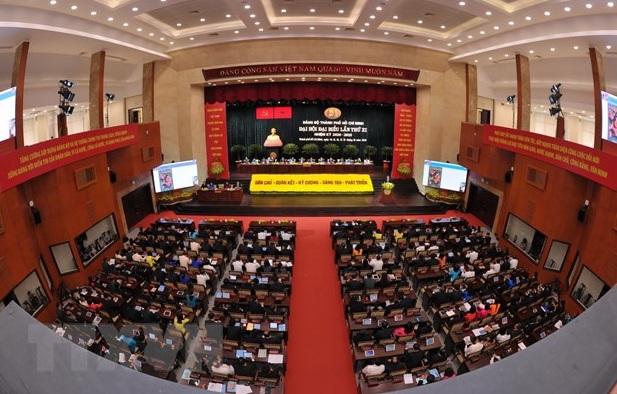 Ông Lê Trương Hải Hiếu rớt Ban Chấp hành Đảng bộ TP.HCM khóa XI - Ảnh 1