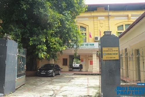 Vinachem dự định thoái toàn bộ vốn tại Cảng đạm Ninh Bình - Ảnh 1