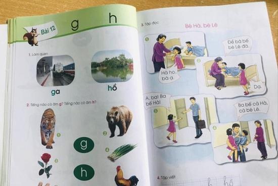 """Giáo viên, phụ huynh """"than trời"""" vì Tiếng Việt 1 """"nặng"""": Bộ GD&ĐT lý giải thế nào? - Ảnh 1"""