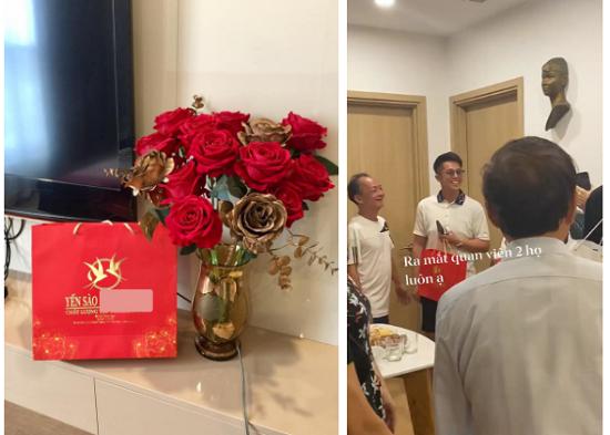 """Tin tức giải trí mới nhất ngày 8/10/2020: Mẹ Hương Giang đăng ảnh con gái đưa Matt Liu về """"ra mắt quan viên hai họ"""" - Ảnh 1"""