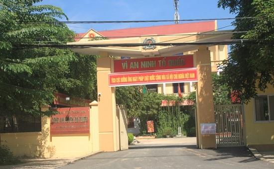 Điều tra vụ nghi phạm tàng trữ ma túy tử vong trong nhà tạm giữ công an huyện - Ảnh 1