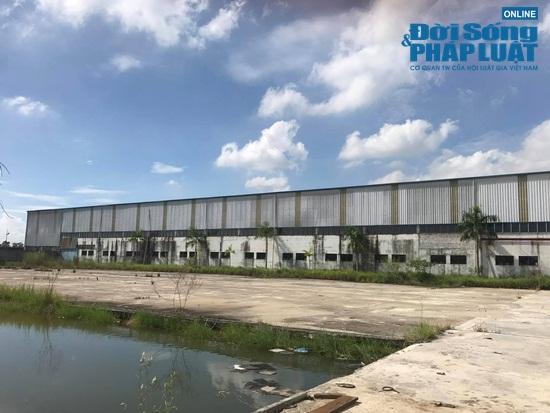 Cảnh hoang tàn tại nhà máy sản xuất ô tô đầu tiên ở Việt Nam - Ảnh 2
