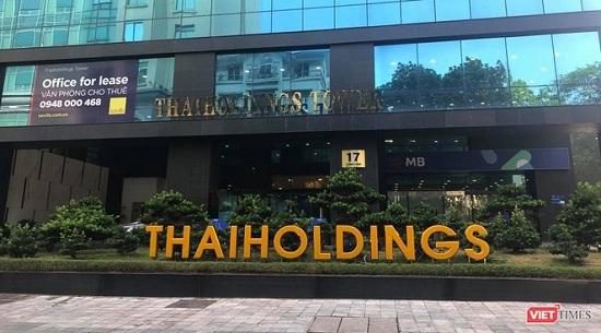 Thaiholdings của bầu Thụy thế chấp trụ sở, vay thêm tối đa 700 tỷ đồng để làm gì? - Ảnh 1