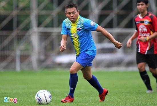 """Báo Thái tiết lộ về trợ lý của Kiatisak ở HAGL: Là """"người quen"""" của bóng đá Việt Nam - Ảnh 1"""