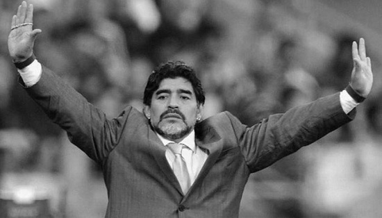 Huyền thoại bóng đá Diego Maradona qua đời ở tuổi 60, Argentina để quốc tang - Ảnh 1
