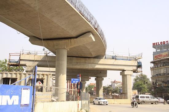 Thanh tra Chính phủ chỉ ra vi phạm tại dự án đường sắt Nhổn - ga Hà Nội - Ảnh 1