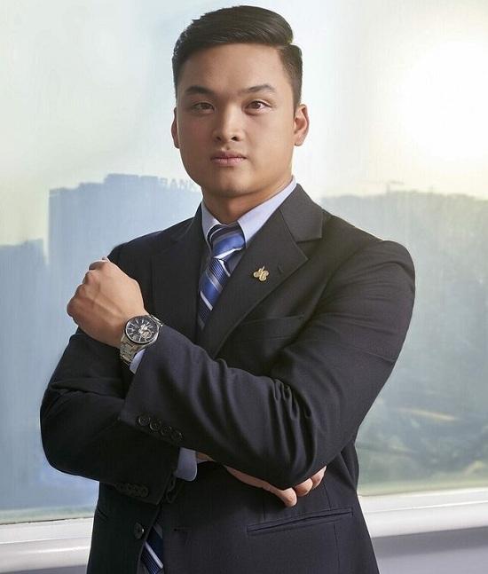 Con trai Chủ tịch Lê Viết Hải chính thức nhận chức Tổng Giám đốc Tập đoàn xây dựng Hòa Bình - Ảnh 1