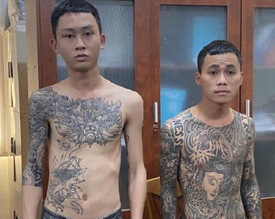 Bắt 2 thanh niên dùng súng AK bắn người khi hỗn chiến ở Kon Tum - Ảnh 1