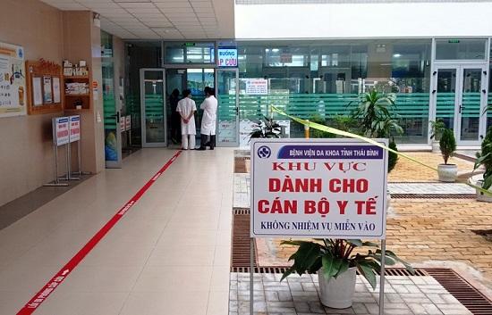 Tất cả trường hợp F1 với ca tái dương tính SARS-CoV-2 ở Thái Bình đều âm tính - Ảnh 1