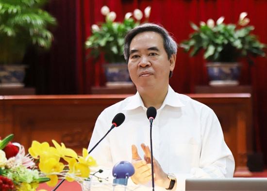 Đề nghị Bộ Chính trị xem xét kỷ luật Trưởng Ban Kinh tế Trung ương Nguyễn Văn Bình - Ảnh 1