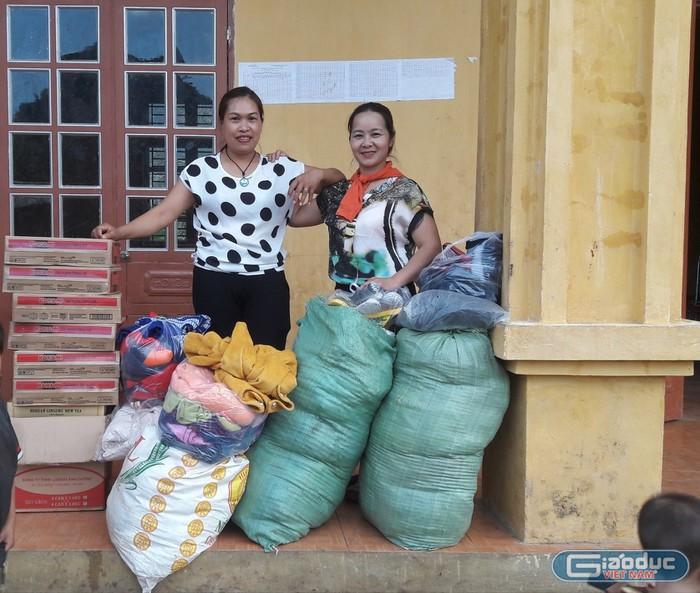 Cô giáo vùng cao kêu gọi từ thiện, giúp học sinh được đến trường - Ảnh 1