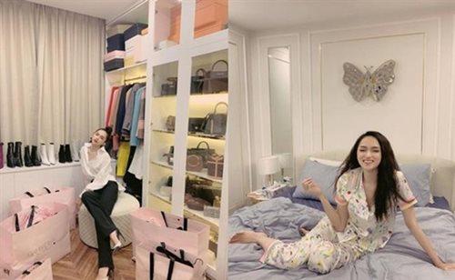 """""""Soi"""" khối tài sản đáng ngưỡng mộ của Hoa hậu Hương Giang ở tuổi 29 - Ảnh 5"""