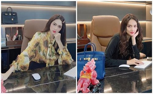 """""""Soi"""" khối tài sản đáng ngưỡng mộ của Hoa hậu Hương Giang ở tuổi 29 - Ảnh 8"""