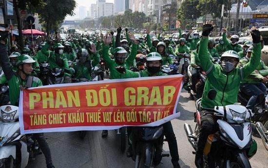 """Grab Việt Nam: Tổng cục Thuế """"không nhất quán"""" - Ảnh 1"""