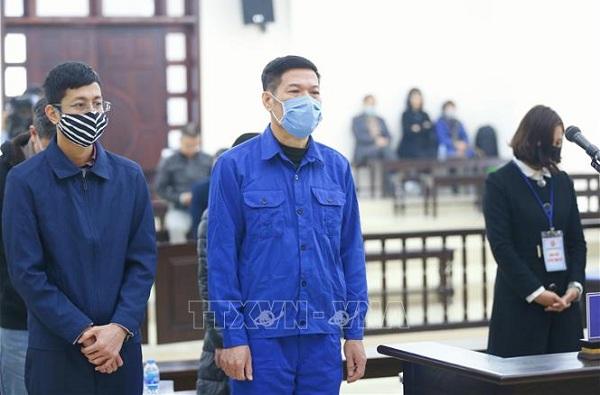 Xét xử cựu Giám đốc CDC Hà Nội: Từng nhiều lần xin không tham gia việc mua máy móc - Ảnh 1