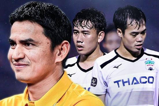 """Tân HLV trưởng Kiatisask cùng HAGL """"đối đầu"""" CLB Sài Gòn vòng mở màn V.League 2021 - Ảnh 1"""