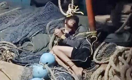 Công an Cà Mau lên tiếng vụ ngư phủ hoang báo 4 thuyền viên bị chém, đẩy xuống biển  - Ảnh 1