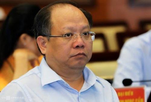 Ông Tất Thành Cang bị đình chỉ chức vụ Phó Trưởng ban chỉ đạo công trình lịch sử - Ảnh 1