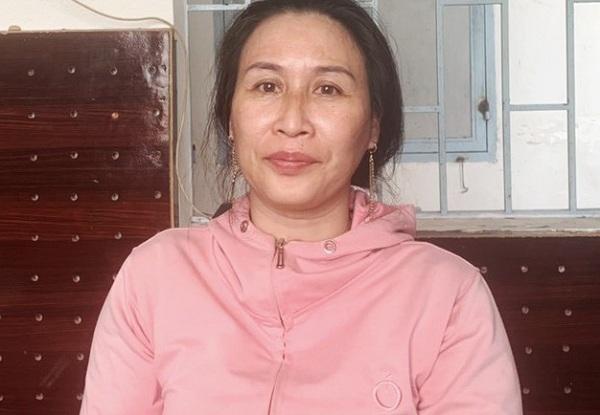 Tạm giam đối tượng Lê Thị Bình, thu giữ nhiều tài liệu chống phá Nhà nước - Ảnh 1