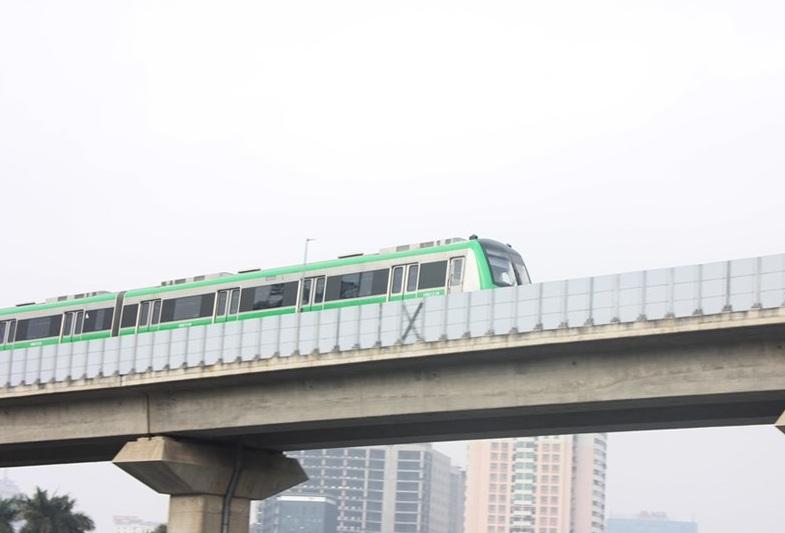 Đường sắt Cát Linh - Hà Đông sắp khai thác thương mại, lương lao động vận hành là bao nhiêu? - Ảnh 1