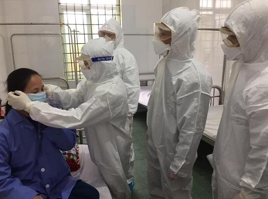 Ca thứ 15 nhiễm virus corona tại Việt Nam là bé gái 3 tháng tuổi ở Vĩnh Phúc - Ảnh 1