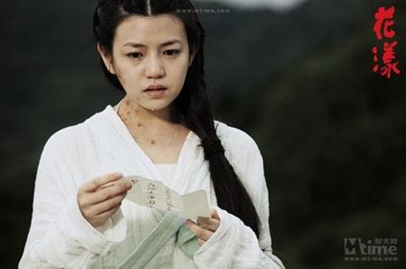 1001 kiểu hủy dung trong phim Hoa ngữ: Người đau đớn đáng thương, kẻ hài hước, gây cười - Ảnh 3