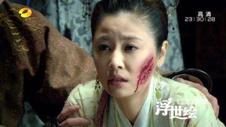 1001 kiểu hủy dung trong phim Hoa ngữ: Người đau đớn đáng thương, kẻ hài hước, gây cười - Ảnh 5