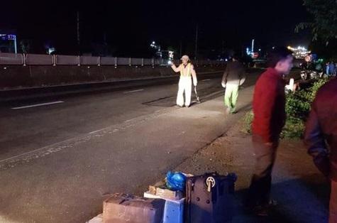 Tìm thấy tài xế gây tai nạn khiến nam sinh 17 tuổi tử vong đêm mùng 2 Tết ở Hà Tĩnh - Ảnh 1