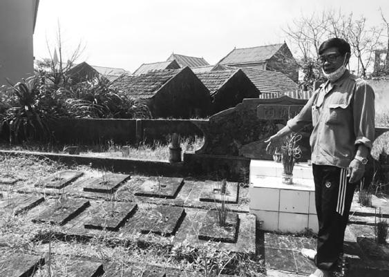 Kỳ bí khu lăng mộ thờ thần cá và lễ hội cầu ngư ở Hà Tĩnh - Ảnh 1
