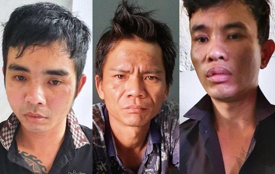 Đà Nẵng: Bắt gọn băng cướp táo tợn vào tận giường ngủ, rạch mùng trộm tài sản - Ảnh 1