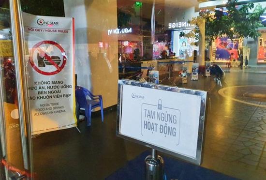 Chùm ảnh toàn bộ rạp chiếu phim, vũ trường, karaoke tại TP.HCM chính thức đóng cửa đến hết tháng 3 - Ảnh 2