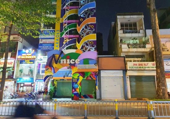 Chùm ảnh toàn bộ rạp chiếu phim, vũ trường, karaoke tại TP.HCM chính thức đóng cửa đến hết tháng 3 - Ảnh 3