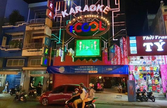 Chùm ảnh toàn bộ rạp chiếu phim, vũ trường, karaoke tại TP.HCM chính thức đóng cửa đến hết tháng 3 - Ảnh 4