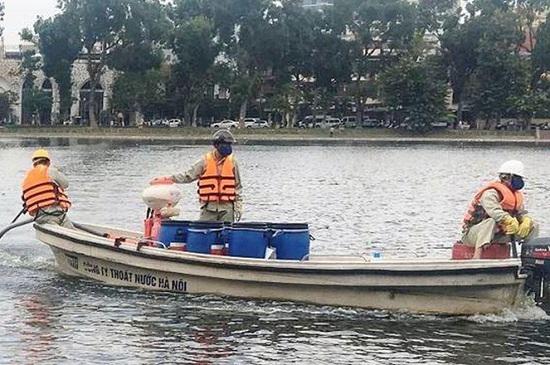 Công ty nào nhập chế phẩm Redoxy-3C xử lý ô nhiễm nước các hồ trên địa bàn Hà Nội? - Ảnh 1