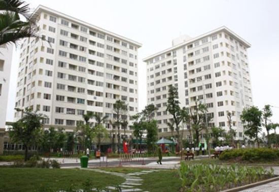 Bên trong tòa nhà sinh viên ở Pháp Vân được huy động thành khu cách ly tập trung - Ảnh 1